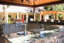 Outdoor Kitchens / by ShelfGenie