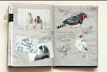 Sketches and Sketchbooks / by Annelies de Haan