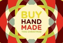 Shop Small / Small, handmade, local, and online businesses and artists - shop small!