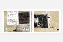 LP/CD hoezen / by Annelies de Haan