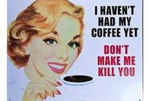 I miss caffeine / by Kelly Schneider