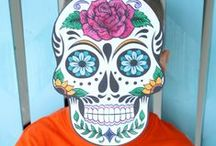 Day of the Dead Party / by PagingSupermom.com