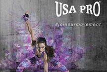 USAPro / It's a new year. Time for a new you. Get fit with the USA Pro's beautiful new floral prints. #joinourmovement