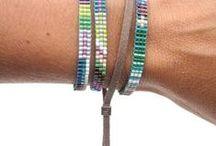 bead loom bracelet / by Magda Skalska-Zep
