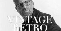 Vintage Retro • FW16 / We zien 'm al een aantal jaren, maar dit seizoen is de retro-trend uitgesprokener dan ooit. De iconische modellen blijven, maar met materialen, kleuren en (ronde) vormen van de monturen wordt volop geëxperimenteerd. Hou je van warm, klassiek, puur, stijlvol en een tikkie eigenzinnig? Dan is dit jouw stijl dit najaar.