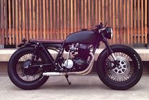 Motorcycles / by Jim Lothian