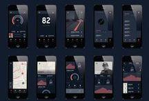 UI / UX / User Interfaces / by Erich Lehmann