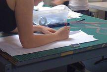 Pattern Drafting / by M b