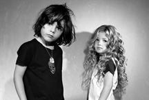 Kids, lovely & fashion. / by Ale Farfán.