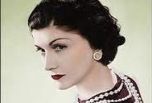 Coco Chanel / by M b