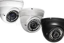 Kamery kopułkowe / Kamery kopułkowe to idealne rozwiązanie dla profesjonalnych systemów monitoringu, w których nacisk kładzie się nie tylko na skuteczność, ale również na dyskrecję obserwacji. Kamery kopułkowe wyposażone są w wydajne przetworniki obrazu, a swoją przemyślaną konstrukcją umożliwiają montaż w wielu trudno dostępnych miejscach. Kamery kopułkowe to gwarancja skuteczności monitoringu. Zobacz więcej kamer http://buh.bz/Mini