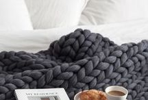 Bedding / bedroom ideas