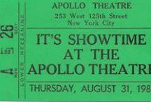 Apollo NYC / The legacy of the Apollo