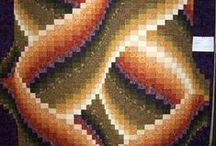 Quilts Bargello / by M b