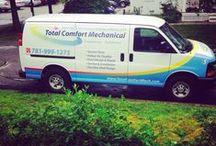 Company News & Happenings / Burlington MA  Heating & AC - about Total Comfort Mechanical