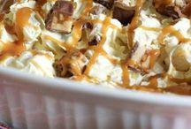 Dessert recipes.   / Yummy desserts :)