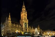 Isn't it beautiful? ... Munich / Take a trip through the endless beauty of Munich. My favourite places for going with friends, family and yes dates / by Erich Lehmann
