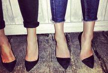 Botas, zapatos y zapatillas