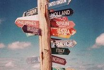 Travel Map! / go where you've never been!