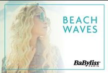 Beach Waves Hairstyle / È la tendenza dell'estate 2014: onde morbide e naturali, proprio come appena tornate da una giornata al mare!
