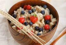 Food // Healthy