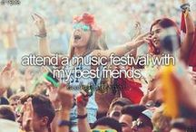 Bucket List / We all have one.. ;)