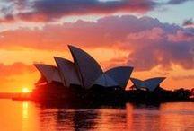 Travel Australia / Traveling through Australia. These things I don't wanna miss!