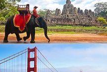 Travel // worldwide
