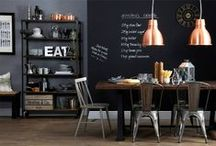 Kitchen ideas / #storage #organizing #ideas #decor #style
