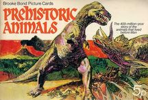 Retrosaurus / Vintage depictions of dinosaurs in books,  art,  movies,  ads and exhibitions.  / by Kristoff