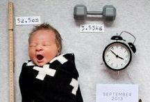 ◇ B A B Y _ P H O T O G R A P H Y / Mise en scène de bébés ;-)