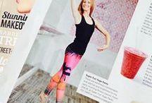 Press / Superfun Yoga Pants in the News