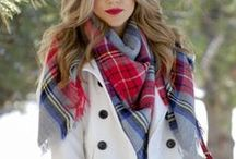 Winter Fashion / Winter fashion and winter outfit ideas, maybe some of these for the spring and fall too!