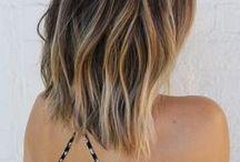 Hair colour⚫️⚪️