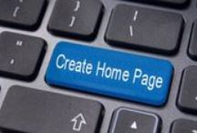 Home Page Content Ideas and Best Practices / Useful website home page articles and blog posts on improved home page content ideas, and creating a better website home page.