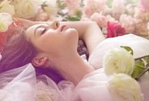✧Flower Goddess✧ / Flower & Woman - Part1, In Nature. Part 2 In Floral Style. / by ✧✦ Florence ✦✧