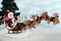Santa , Elves & Fairies / by Stacy Sypert