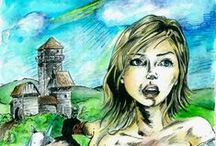 Zdena Art - Comics Strání / comics