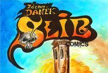 zdena Art - Comics-MOR / Comix