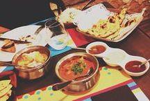 Concurso #TapForTandoor / Todas las imágenes de las delicias indias de Tandoor Barcelona colgadas por los usuarios en Instagram para participar en el concurso #TapForTandoor y ayudar así al restaurante a completar su carta digital en la app TapForMenu.