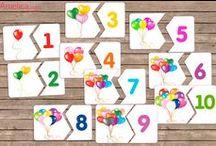 Математика и логика / Обучение математике, логике детей, изучаем математику, обучение математике дошкольников, в школе, математика для детей 2,3,4,5,6,7 лет, развивающие игры занятия по математике, обучающие игры, скачать бесплатно, распечатать