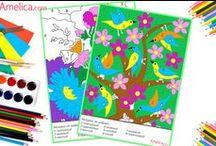 Раскраски по цифрам, номерам для детей / Раскраски по цифрам распечатать, рисунки по цифрам, раскраски по цифрам для детей.Раскраски по номерам для детей распечатать, рисуем по номерам, раскраски по цифрам для детей.