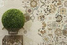Tiles - Floors - Walls