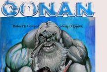 Conan / Comics