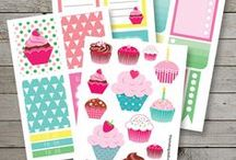 NowPaperGoods.etsy.com / Printable stationery and paper goods available for instant download from the Now. Paper Goods Etsy shop. Printable bullet journal templates, planner stickers, planner inserts, printable gift tags, cards, gift wrap, printable stationery and paper goods. Crochet patterns.