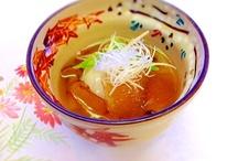 Japanese Cuisine Art / Kaiseki, Sushi, Nabe... etc, Art style dish.