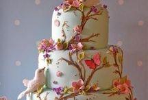 weddingcakes / by Carmen Reis