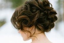 Delightful Locks ༻ / Inspiring Hair Styles: Delightful up do's, Long Hair, Curls etc.