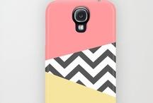 My Society6 Samsung Galaxy S4 cases / by Josie Steinfort