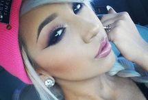 Makeup ideas / Gorgeous makeup / by Cori Hazard